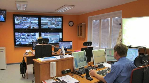 Kamerový systém strážníků. Ilustrační foto.