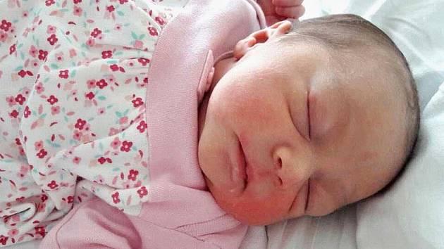 Valentina Mia Štiková se narodila 9. července 2017 ve 21.05 hodin mamince Ivetě Štikové z Mostu. Vážila 2,86 kilogramu.