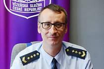 Ředitel Věznice Bělušice Ondřej Kroupa.