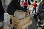 V Mostě oslavili Mezinárodní den archeologie.