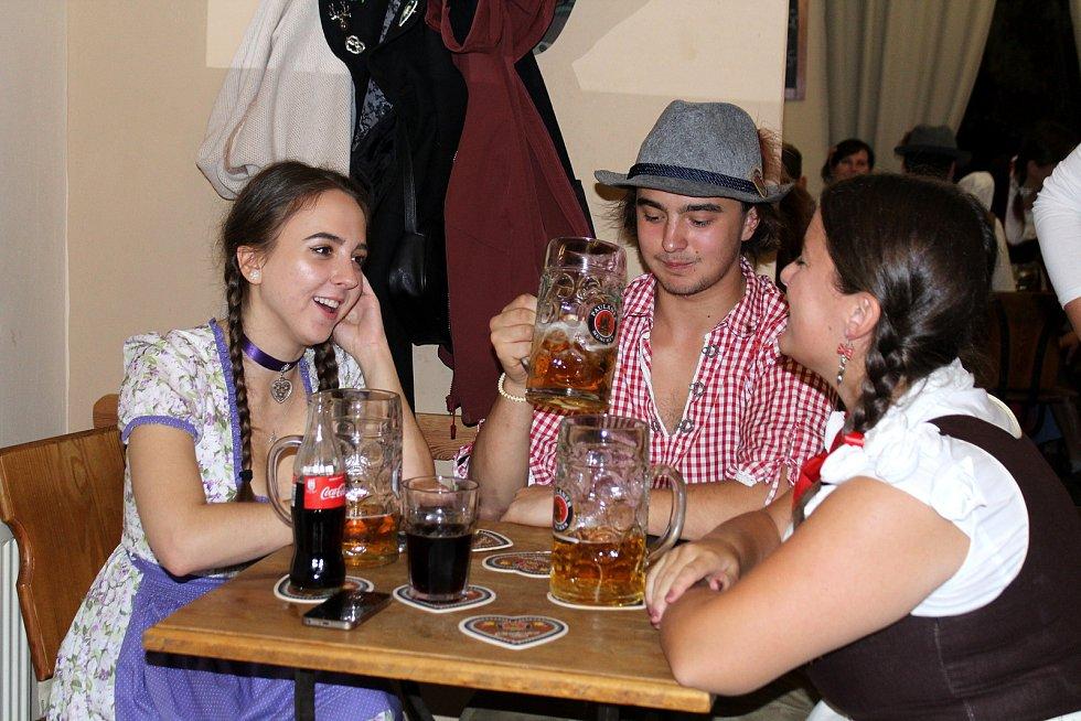 Litvínov zažil nefalšovaný Oktoberfest.