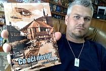 Jakub Bouda vydává druhou knihu.