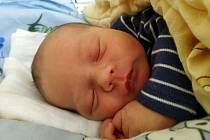 Matěj Antalecz se narodil mamince Barboře Sládkové 21. května ve 20.38 hodin. Měřil 44 cm a vážil 2,34 kilogramu.