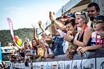 Adam Lacko (č. 55) z týmu Buggyra Racing vybojoval na domácí trati v Mostě stupně vítězů. Foto: BUGGYRA media