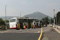 K vlakovému nádraží přestanou na čas jezdit autobusy.