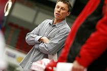Nový trenér HC Most Aleš Totter.