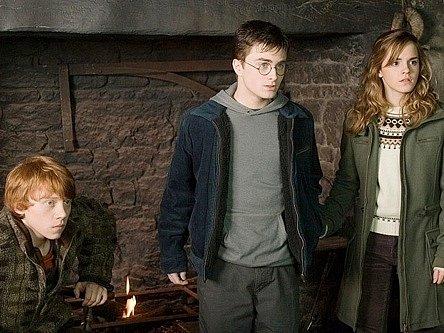 Ukázka z filmu Harry Potter a Fénixův řád.