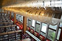 Knihovna v Mostě stále jen pro registrované čtenáře.