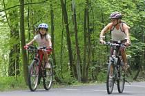 Z peněz na obnovu krajiny se budují na Mostecku například cyklostezky.