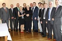 Zástupci hospodářských komor z Mostu a německého Halle – Dessau se setkali v Mostě a jednali o problémech obou regionů.