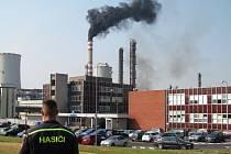 K výbuchu a následnému požáru došlo 13. srpna.