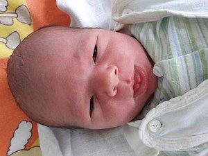Miminka z okresu Chomutov, narozená v uplynulém týdnu