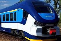 Vlak Pesa Link II.