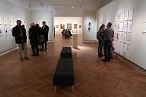Oblastní muzeum a galerie v Mostě.