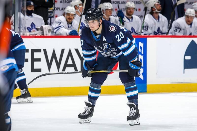 Kristian Reichel si za Winnipeg zahrál v přátelských zápasech