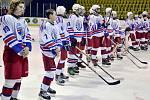 Mladí hokejisté Minsku vybojovali ve čtvrtém turnaji v Mostě stříbrné medaile.