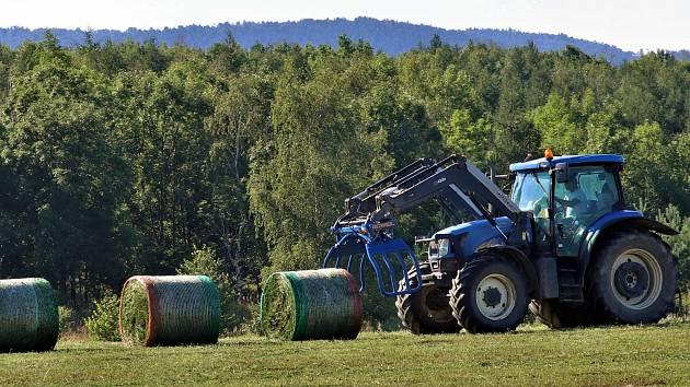 Chladnější počasí znamená pro rekultivace větší úrodu.