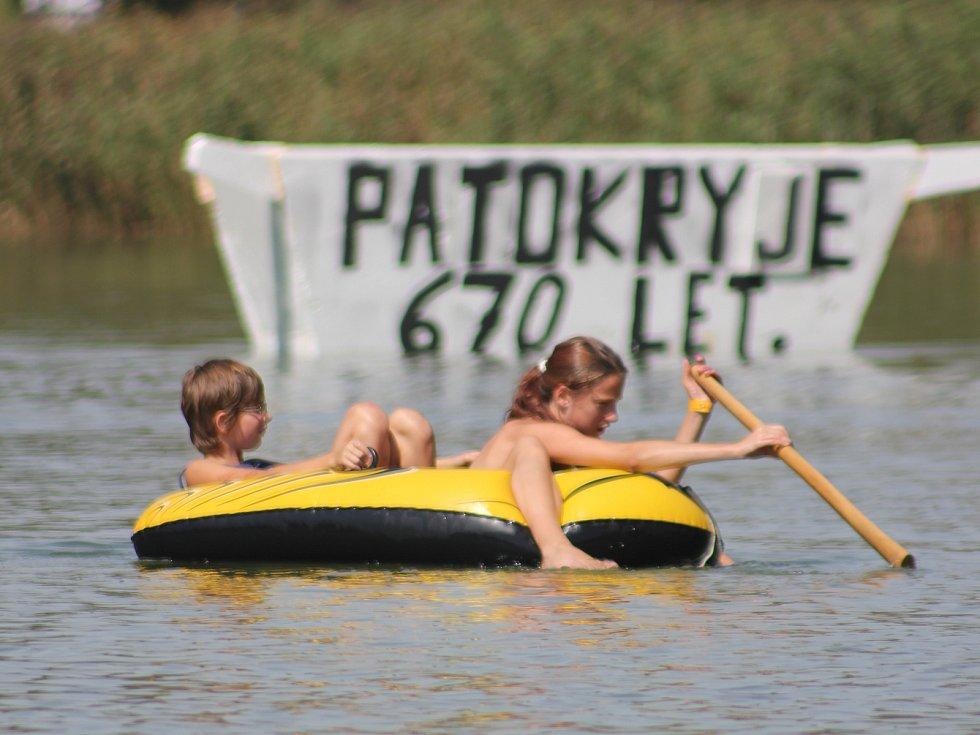Neckyáda v Patokryjích, srpen 2012.