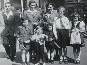 Autorka fotografií s rodinou