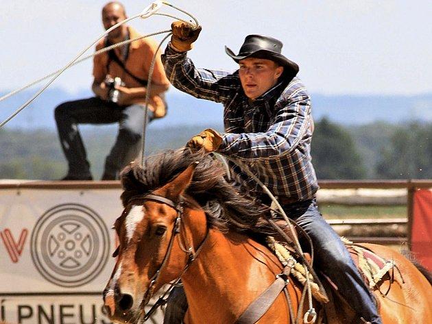 Ve Svinčicích bude rodeo.