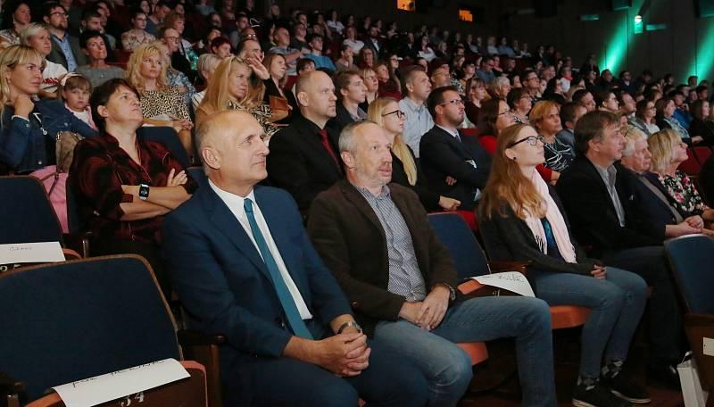 Kongres učitelů ze severu Čech v litvínovské Citadele.