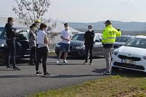 Mostecký autodrom zahájil bezplatné kurzy pro začínající řidiče.