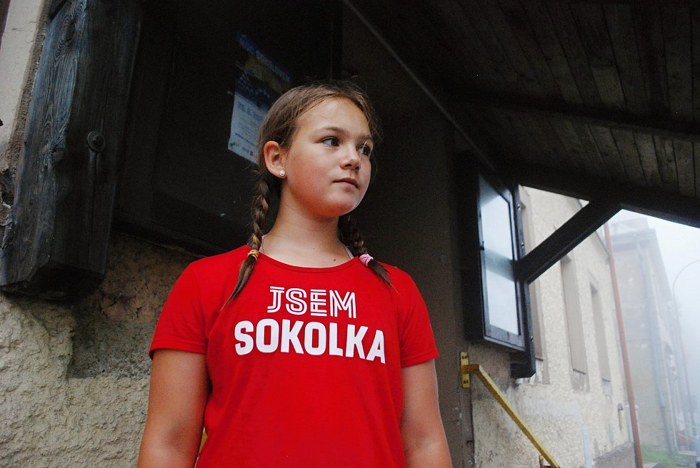 Sokolové v Hoře Svaté Kateřiny pořádají Sokolské letní dny