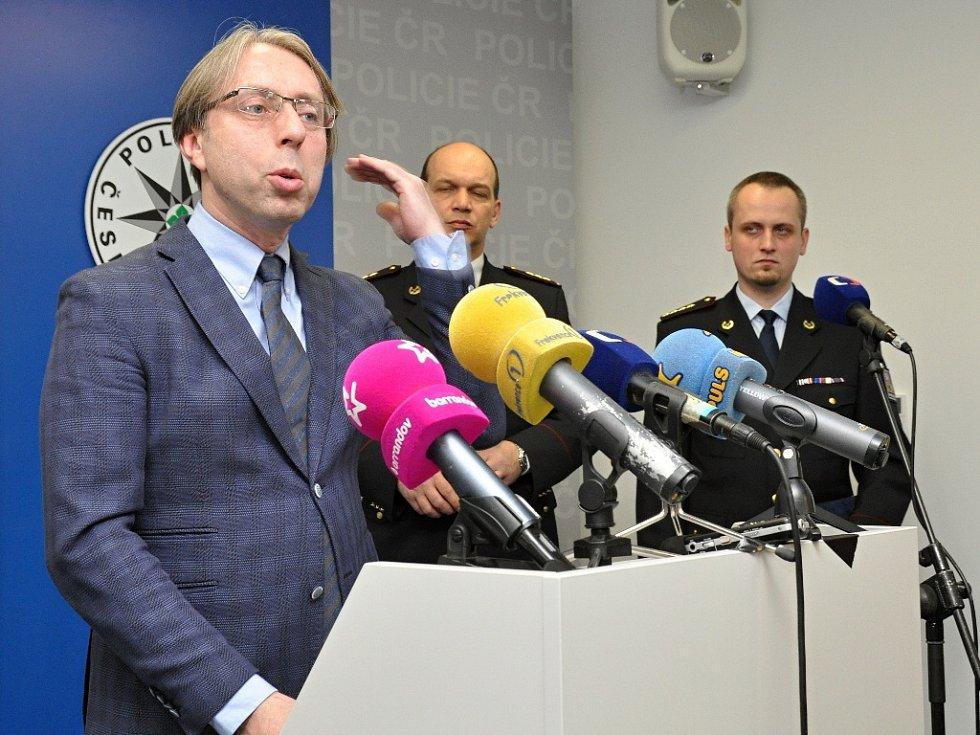 Bývalý národní protidrogový koordinátor Jindřich Vobořil.