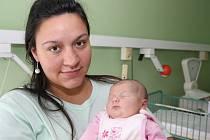 Mamince Pavle Sklenářové z Meziboří se 14. září v 8.42 hodin narodila dcera Laura Arandičová. Měřila 50 centimetrů a vážila 3,32 kilogramu.