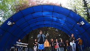 Studentský Majáles zahájil v Litvínově Valdštejnskou slavnost