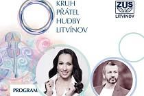 Opery i lidovky zazní v ZUŠ Litvínov.