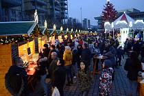Ukončení programu Vánočních trhů v Mostě