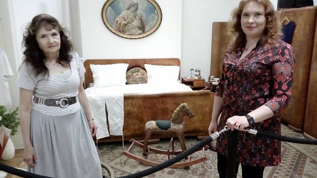 Výstavu Příběh jedné ložnice teď můžete zhlédnout virtuálně.