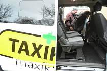 Taxík Maxík od 2. listopadu nevyjede.