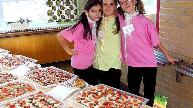 Na 15. ZŠ byla přednáška o zdravém stravování.