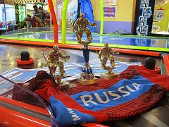 Russia Open – stolní hokej.