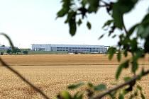 Průmyslová zóna Joseph u Havraně.