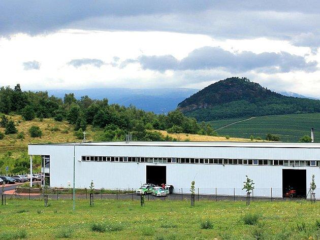 Rozvojová zóna Lajsník v Mostě.