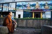 Vietnamci z celého Ústeckého kraje přijeli do buddhistického kulturního centra Pagoda v Mostě na slavnost Vu Lan.