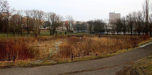 Vsoučasnosti vněkdejším Pilařském rybníku voda není a může se stát, že kvůli problémům sodtokem vněm voda nebude ani vbudoucnu.