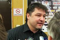 Generální manažer HC Verva Litvínov Robert Kysela.