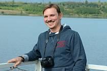 Josef Švec, vedoucí odboru rekultivací a správy území Střediska Kohinoor Palivového kombinátu Ústí, které má na starosti jezero Most.
