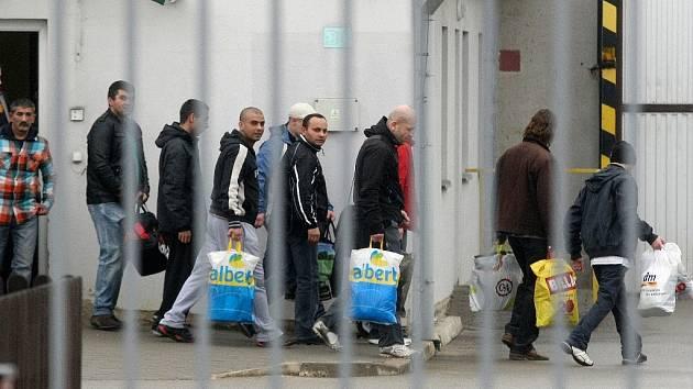 Leden 2013 – propouštění vězňů na základě amnestie prezidenta republiky Václava Klause.