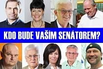 Kandidáti do Senátu na Mostecku.