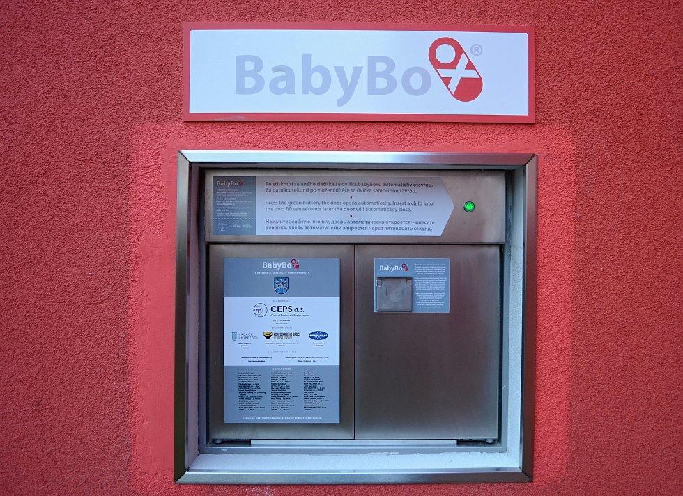 Mostecký babybox.