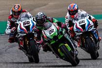 Mostecký autodrom zahájil prodej vstupenek na závodní víkend MS superbiků.