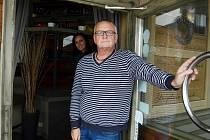 STEAK HOUSE. Restauratér Milan Bláha uspěl s jídlem z El Toro Most, jehož vedoucí je Naděžda Cingelová.