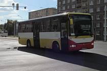Autobusů mezi Loučnou a Osekem pojede víc. Ilustrační foto.