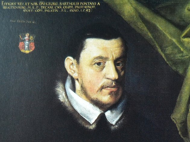Georg Bartholdus byl druhým uživatelem.