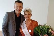 Ilonka Šnorychová z Mostu získala další titul.